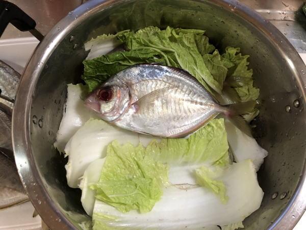魚の煮付けレシピ
