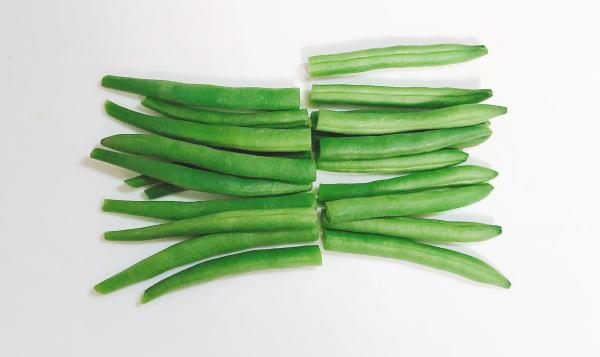 いんげん豆の冷凍保存
