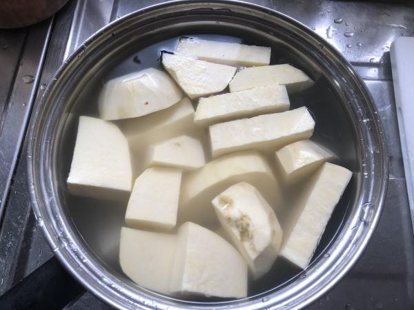 栗きんとんの作り方