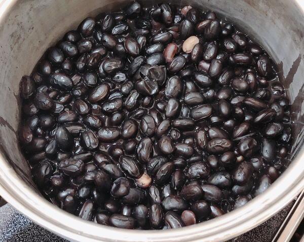 黒大豆のゆで方