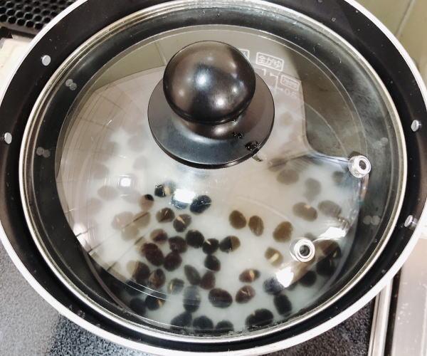 黒豆ご飯のレシピ