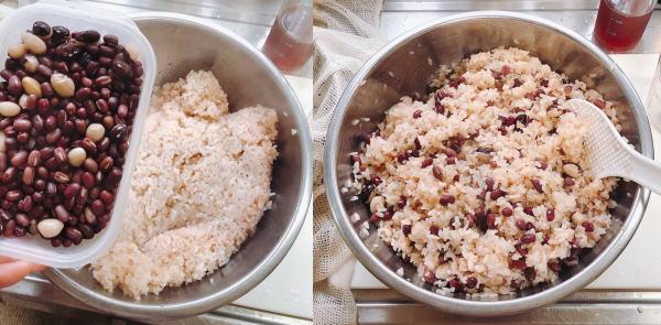 赤飯の作り方