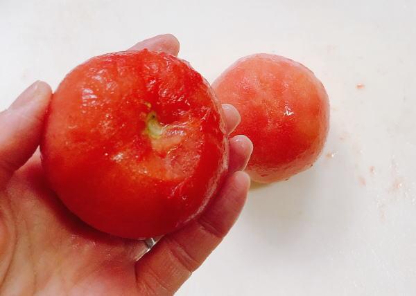 冷凍トマトの使い方
