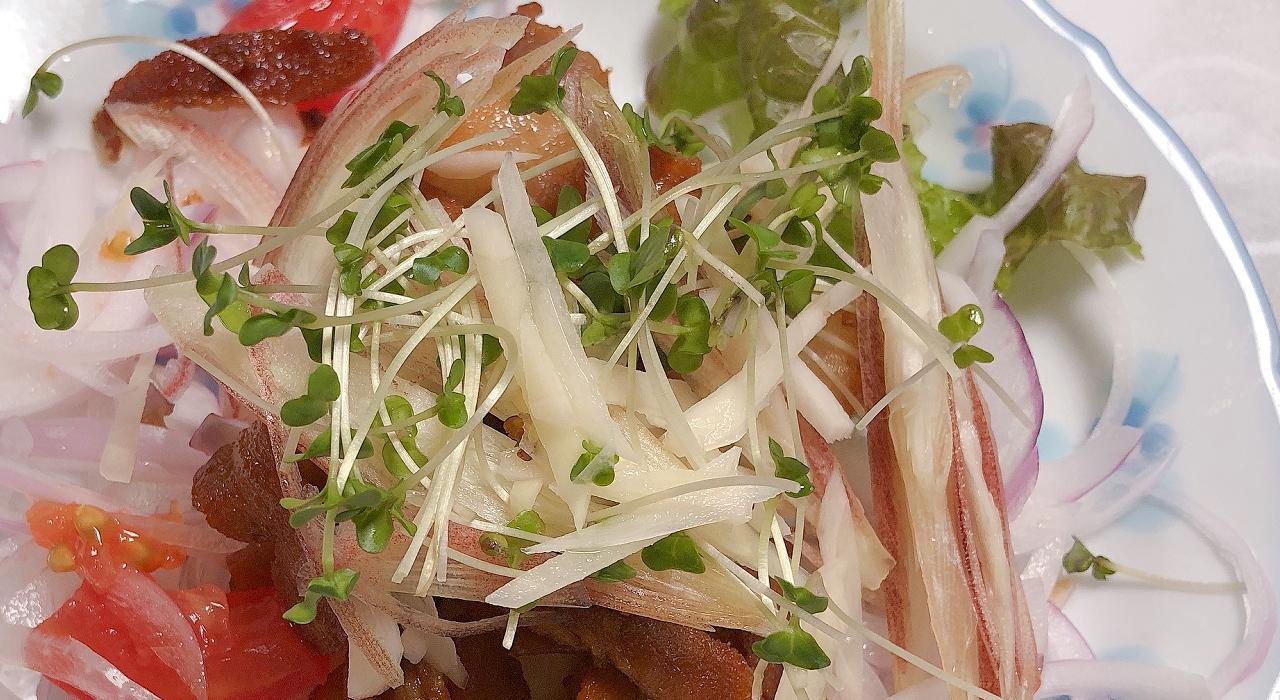 豚バラ肉のカリカリ焼きレシピ